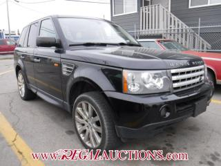 Used 2007 Land Rover Range Rover Sport Supercharged 4D Utility 4WD for sale in Calgary, AB