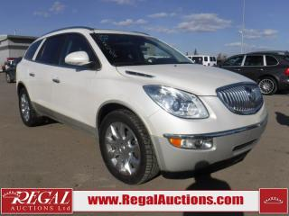 Used 2011 Buick Enclave CXL 1SC 4D Utility AWD for sale in Calgary, AB