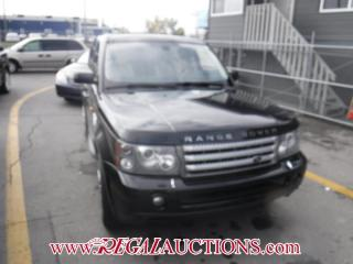 Used 2007 Land Rover Range Rover Sport Super Charge 4D Utility 4WD for sale in Calgary, AB