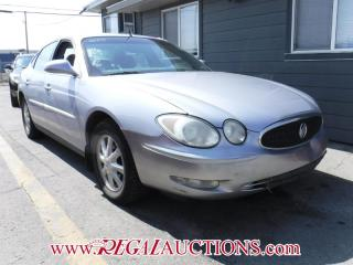 Used 2005 Buick Allure CX 4D Sedan for sale in Calgary, AB