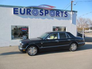 Used 2008 Bentley Arnage Concours Limited Edition for sale in Newmarket, ON