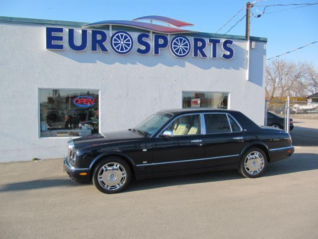 2008 Bentley Arnage Concours Limited Edition