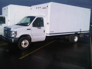 2008 Ford E350 Super Duty Cube Van