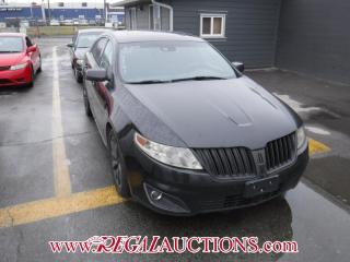 Used 2009 Lincoln MKS 4D Sedan AWD for sale in Calgary, AB