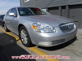 Used 2009 Buick Lucerne CX 4D Sedan 2WD for sale in Calgary, AB