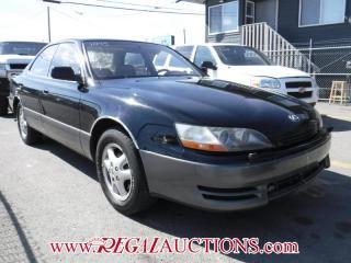Used 1995 Lexus ES 300 for sale in Calgary, AB