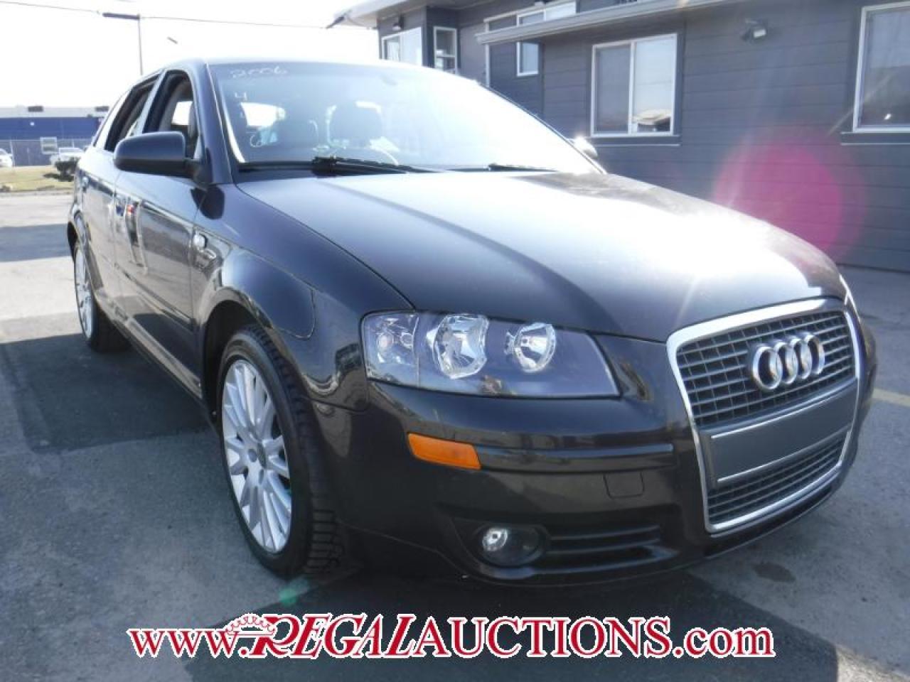 Photo of Black 2006 Audi A3