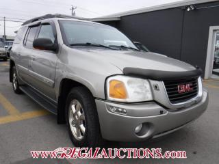 Used 2002 GMC Envoy XL SLT 4D Utility EXT for sale in Calgary, AB
