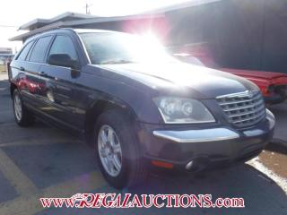 Used 2004 Chrysler Pacifica 4D Utility 2WD for sale in Calgary, AB