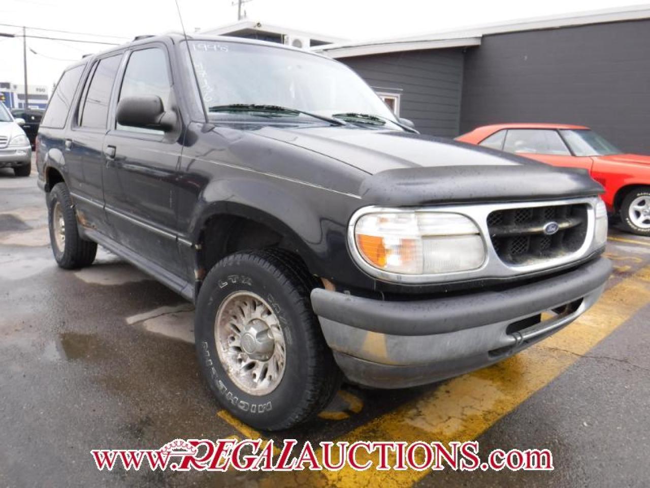 Photo of Black 1998 Ford Explorer
