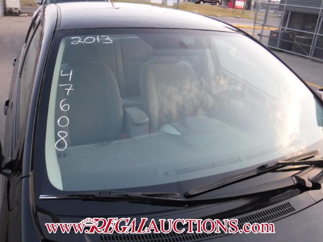 Photo of Black 2013 Toyota Corolla