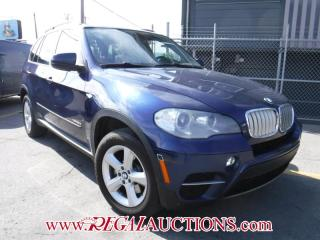 Used 2012 BMW X5 XDRIVE35D 4D Utility for sale in Calgary, AB