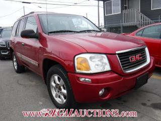 Used 2003 GMC Envoy SLT 4D Utility 4WD for sale in Calgary, AB