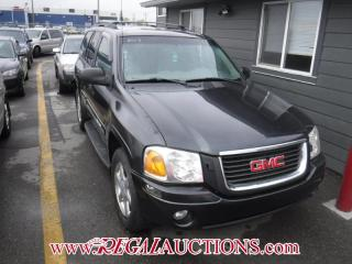 Used 2005 GMC Envoy 4D Utility 4WD for sale in Calgary, AB