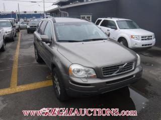 Used 2008 Volvo XC90 4D Utility for sale in Calgary, AB