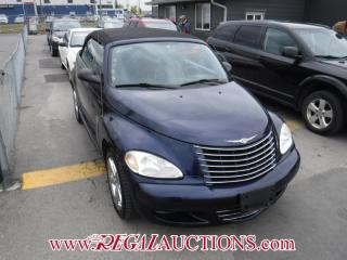 Used 2005 Chrysler PT Cruiser GT 2D Convertible for sale in Calgary, AB