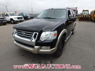Used 2010 Ford EXPLORER EDDIE BAUER 4D UTILITY 4WD 4.6L for sale in Calgary, AB