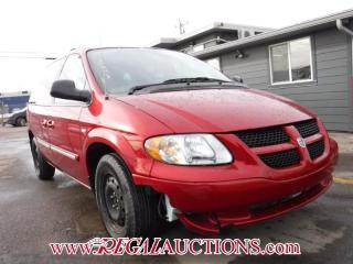 Used 2005 Dodge CARAVAN  WAGON for sale in Calgary, AB