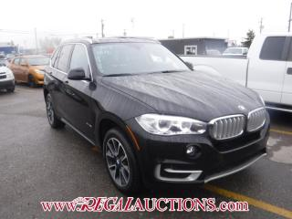 Used 2017 BMW X5 3.5I 4D UTILITY AWD for sale in Calgary, AB