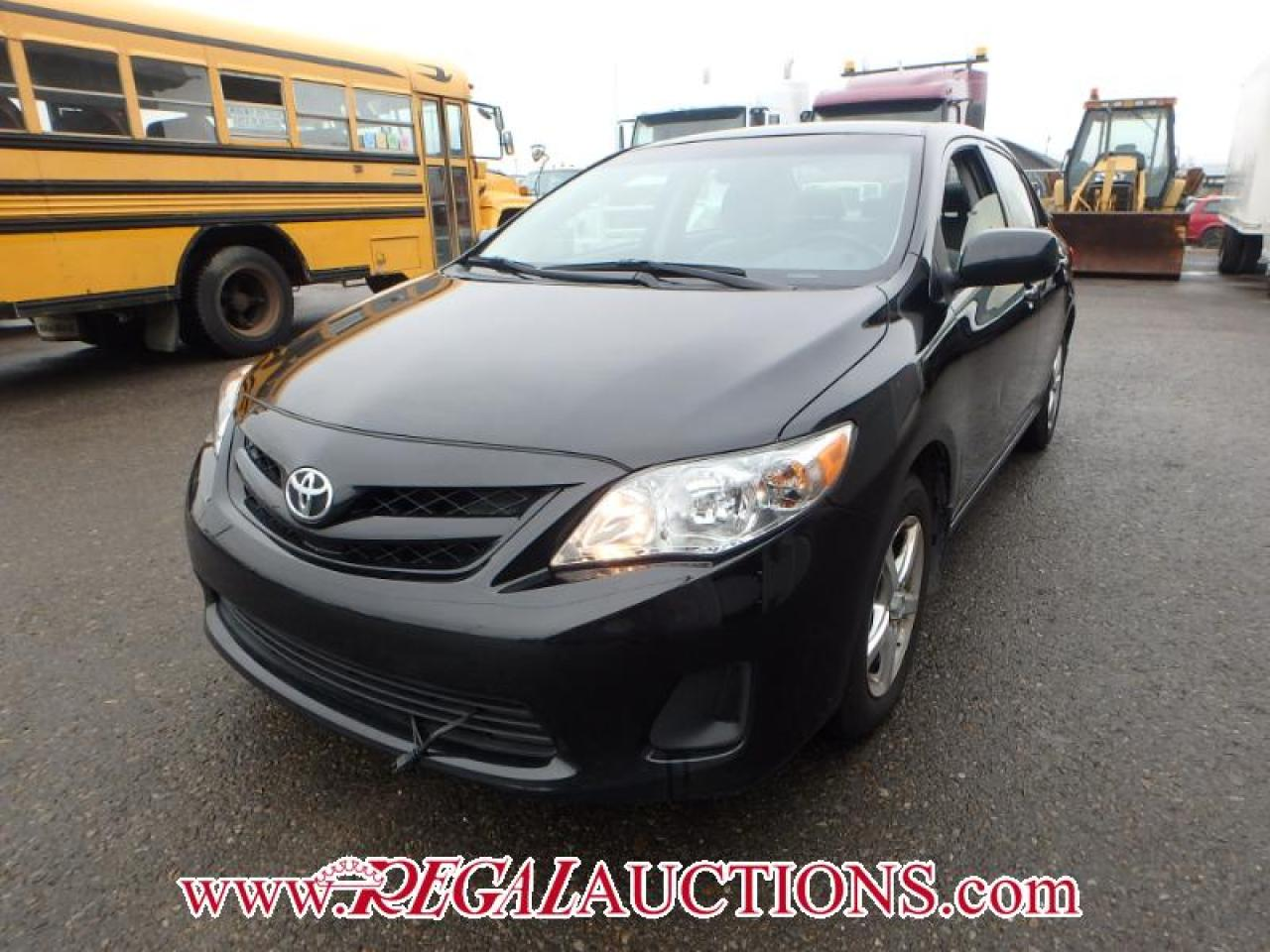 Photo of Black 2011 Toyota Corolla