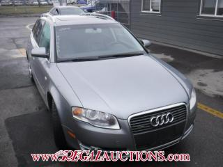 Used 2006 Audi A4 4D Wagon Qtro for sale in Calgary, AB