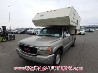 Used 2002 GMC Sierra 1500 SLE 4D EXT CAB 4WD for sale in Calgary, AB