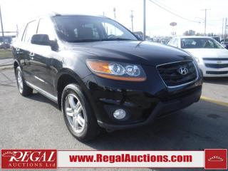 Used 2010 Hyundai Santa Fe 4D Utility AWD for sale in Calgary, AB