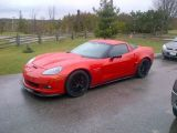 Photo of Inferno Orange 2011 Chevrolet Corvette Z06