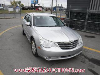 Used 2007 Chrysler Sebring Touring 4D Sedan for sale in Calgary, AB