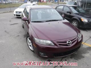 Used 2006 Mazda MAZDA6 4D Sedan for sale in Calgary, AB