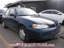 Used 1999 Toyota COROLLA VE 4D SEDAN for sale in Calgary, AB