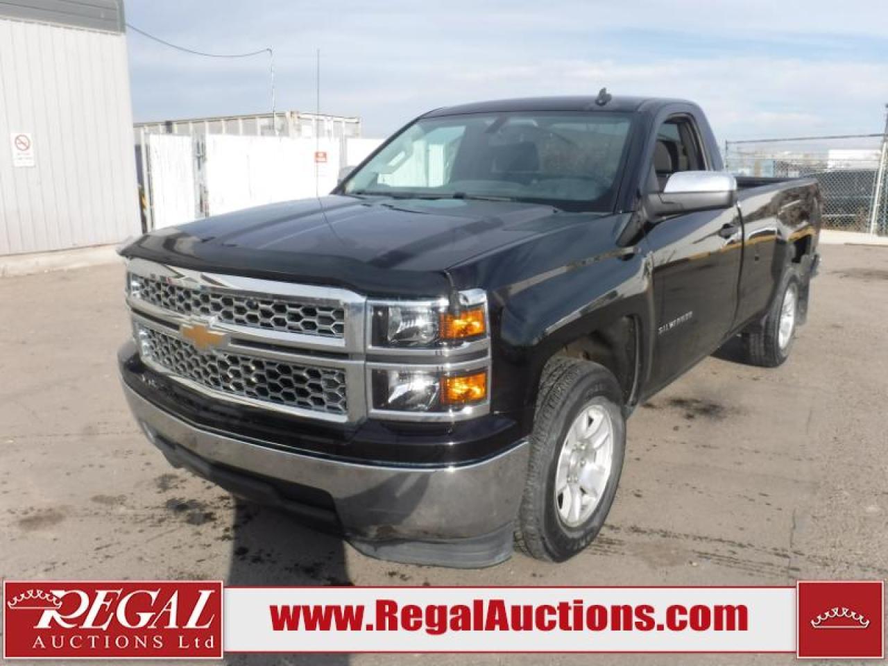 Photo of Black 2014 Chevrolet Silverado