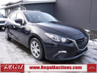 Used 2014 Mazda MAZDA3 Sport GX 4D Hatchback for sale in Calgary, AB