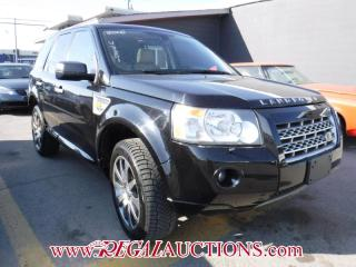 Used 2008 Land Rover LR2 HSE 4D Utility for sale in Calgary, AB