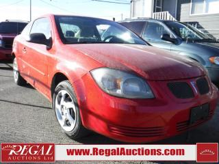 Used 2008 Pontiac G5 Base 2D Coupe for sale in Calgary, AB