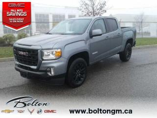 New 2021 GMC Canyon Elevation for sale in Bolton, ON