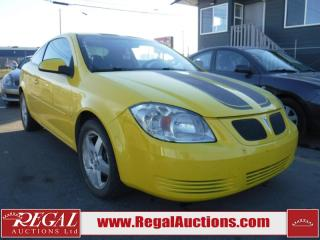Used 2009 Pontiac G5 2D Coupe for sale in Calgary, AB