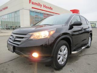 Used 2012 Honda CR-V EX AWD, FREE WARRANTY! for sale in Brampton, ON