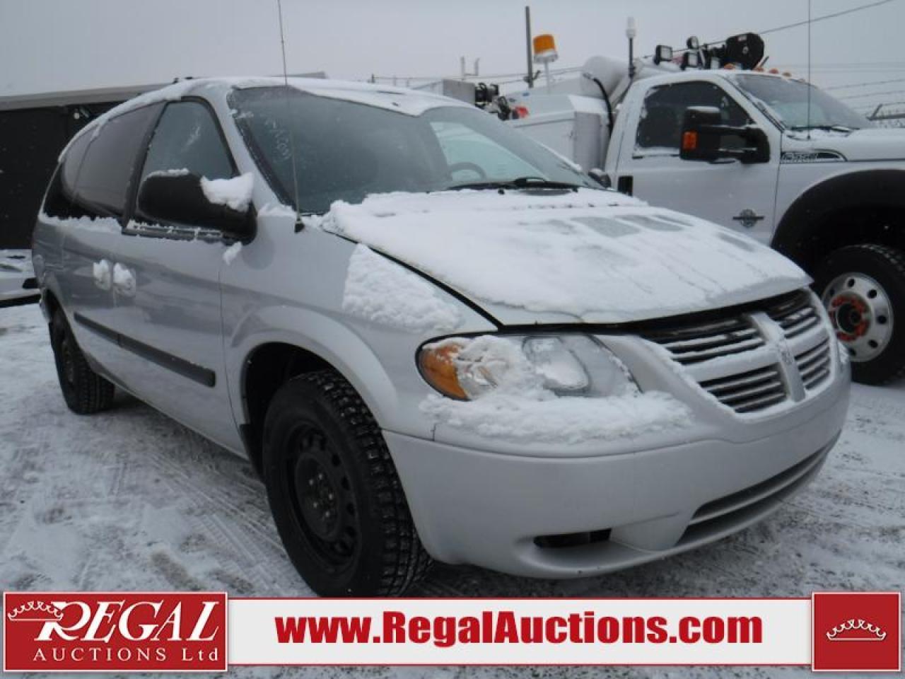 Photo of Silver 2007 Dodge Grand Caravan