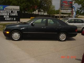 Used 2000 Mercedes-Benz E320 4Matic for sale in Innisfil, ON