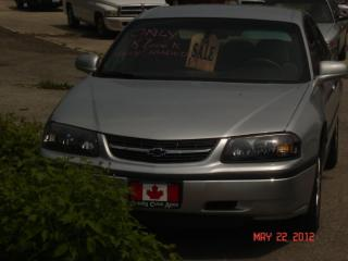 Used 2000 Chevrolet Impala for sale in Innisfil, ON