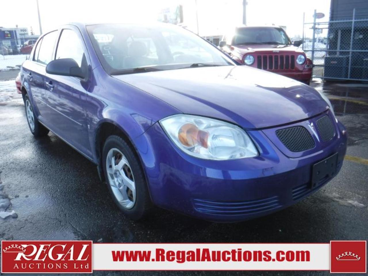 Photo of Blue 2006 Pontiac Pursuit