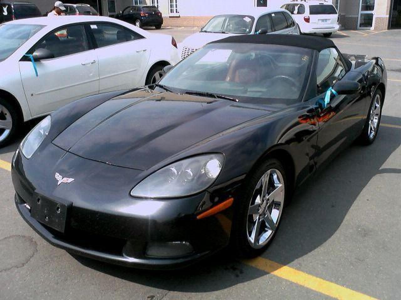 Photo of Black 2007 Chevrolet Corvette