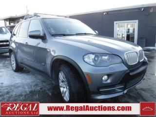 Used 2008 BMW X5 4.5I 4D Utility AWD for sale in Calgary, AB