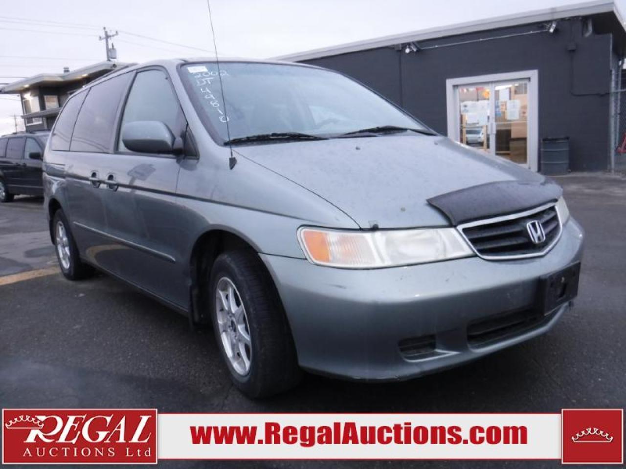 Photo of Silver 2002 Honda Odyssey