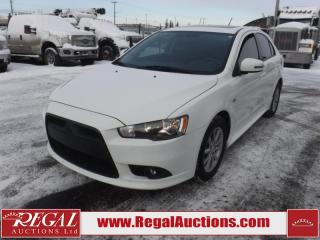 Used 2015 Mitsubishi Lancer SE 5D Sportback 5SP FWD 2.4L for sale in Calgary, AB