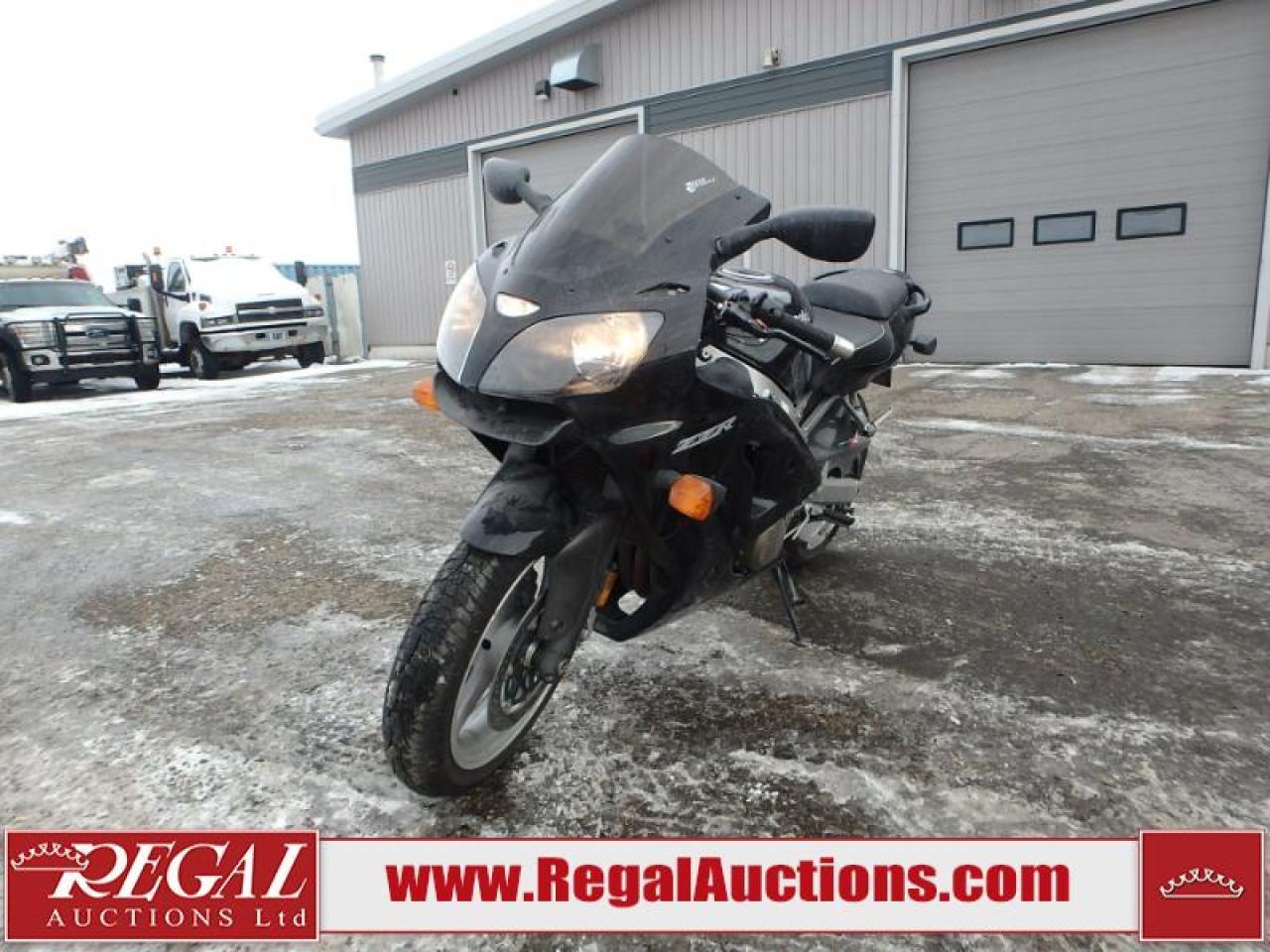 Photo of Black 2007 Kawasaki ZX600J7F ZZ-R600 MOTORCYCLE