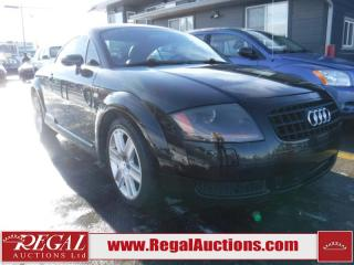 Used 2005 Audi TT 2D Coupe for sale in Calgary, AB