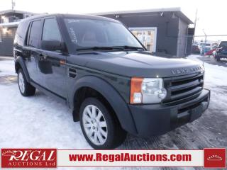 Used 2005 Land Rover LR3 SE 4D Utility 4WD for sale in Calgary, AB
