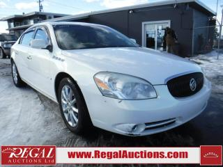 Used 2007 Buick Lucerne CXS 4D Sedan for sale in Calgary, AB